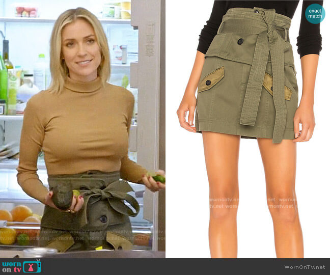 Marissa Webb Aster Skirt worn by Kristin Cavallari  on Very Cavallari