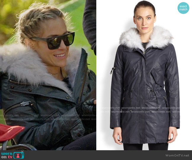 Sam Highline Parka worn by Kristin Cavallari  on Very Cavallari