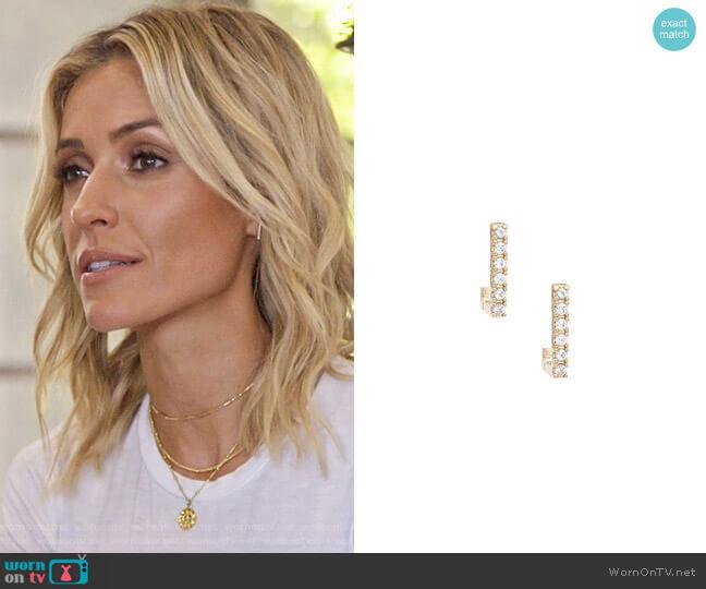Uncommon James Ryman Earrings worn by Kristin Cavallari  on Very Cavallari
