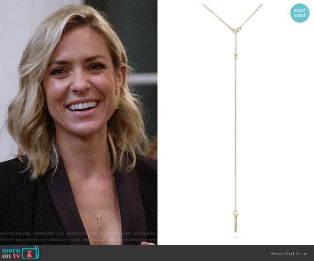 Uncommon James Skinny Dip Necklace worn by Kristin Cavallari  on Very Cavallari