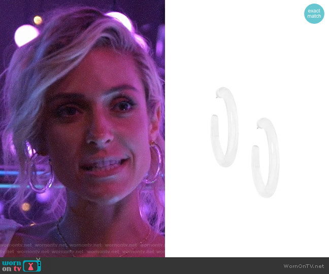 Uncommon James Sobro Earrings worn by Kristin Cavallari  on Very Cavallari