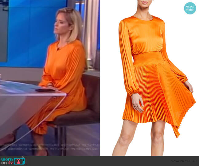 Behati Dress by A.L.C. worn by Sara Haines  on The View