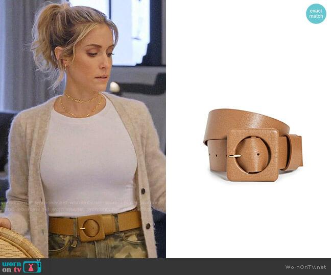 Lizzie Fortunato Agnes Belt worn by Kristin Cavallari  on Very Cavallari