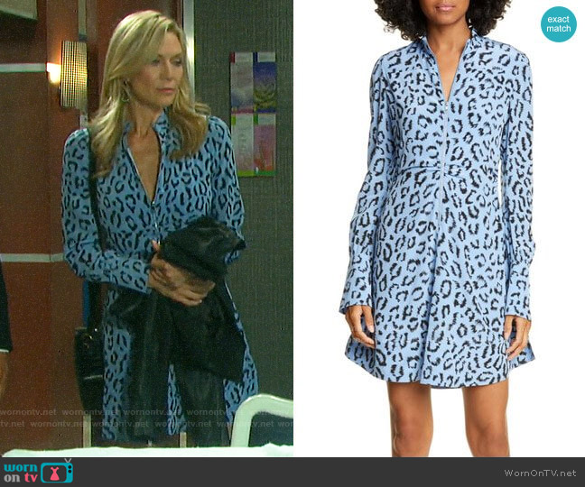 ALC Marcella Dress worn by Kristen DiMera (Stacy Haiduk) on Days of our Lives