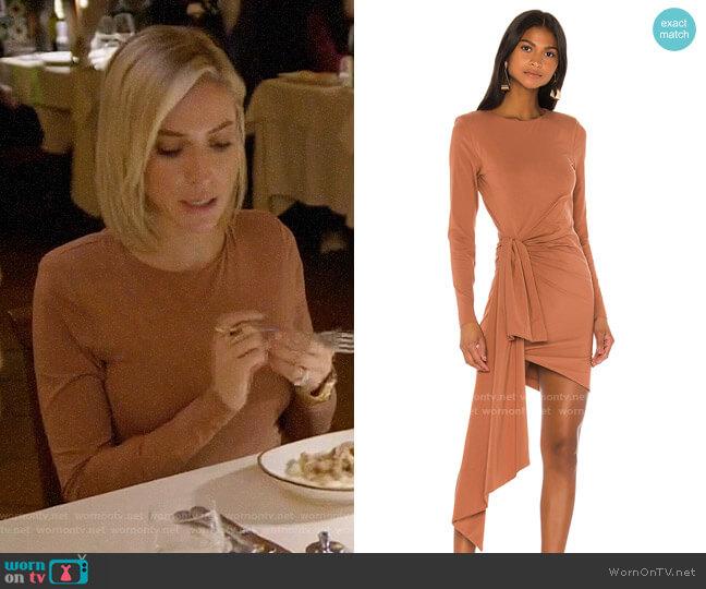 Atoir Enemy Lines Dress worn by Kristin Cavallari  on Very Cavallari