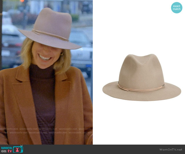 Hat Attack Avery Fedora worn by Kristin Cavallari  on Very Cavallari