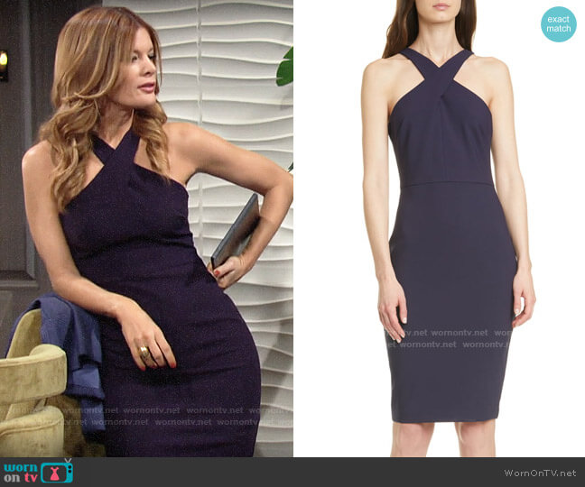 Likely Carolyn Dress worn by Phyllis Summers (Michelle Stafford) on The Young & the Restless