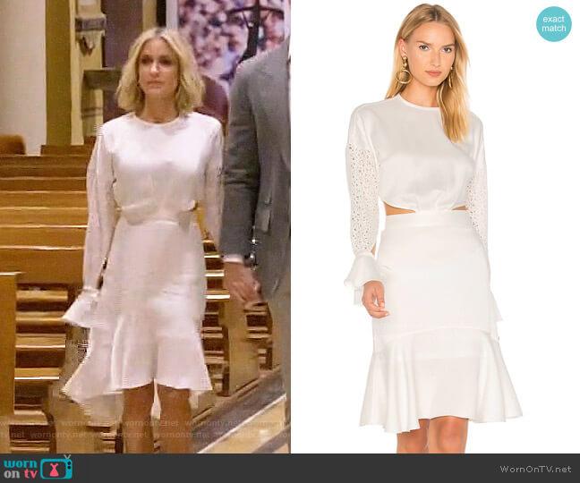 Marissa Webb Benson Dress worn by Kristin Cavallari  on Very Cavallari