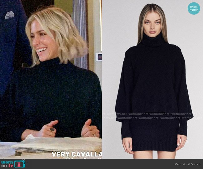 Marissa Webb Sloan Turtleneck worn by Kristin Cavallari  on Very Cavallari