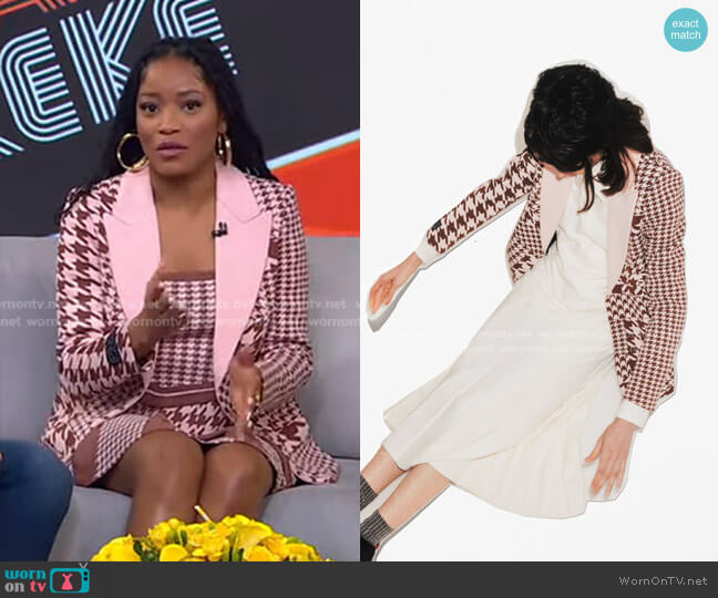 Fall 2020 Collection by PH5 worn by Keke Palmer  on Good Morning America