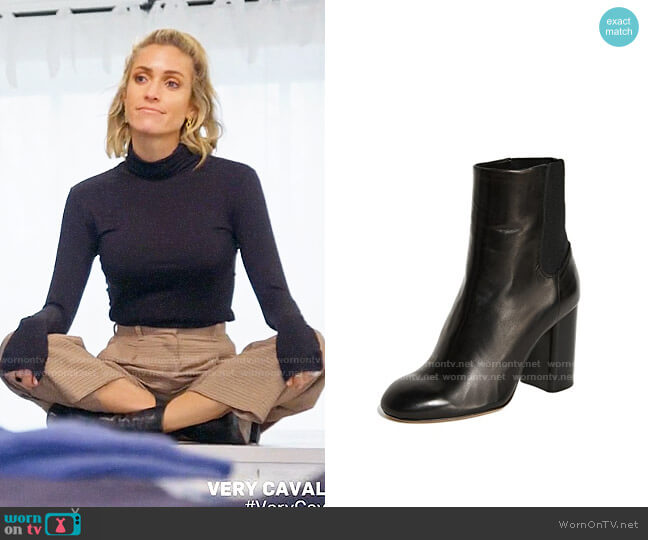 Rag & Bone Agnes Boots worn by Kristin Cavallari  on Very Cavallari