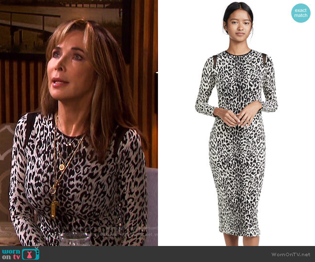 Kate Dress by Le Superbe worn by Kate Roberts (Lauren Koslow) on Days of our Lives