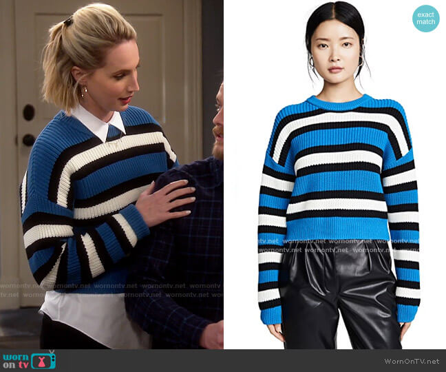 ALC Matthews Pullover worn by Mandy Baxter (Molly McCook) on Last Man Standing