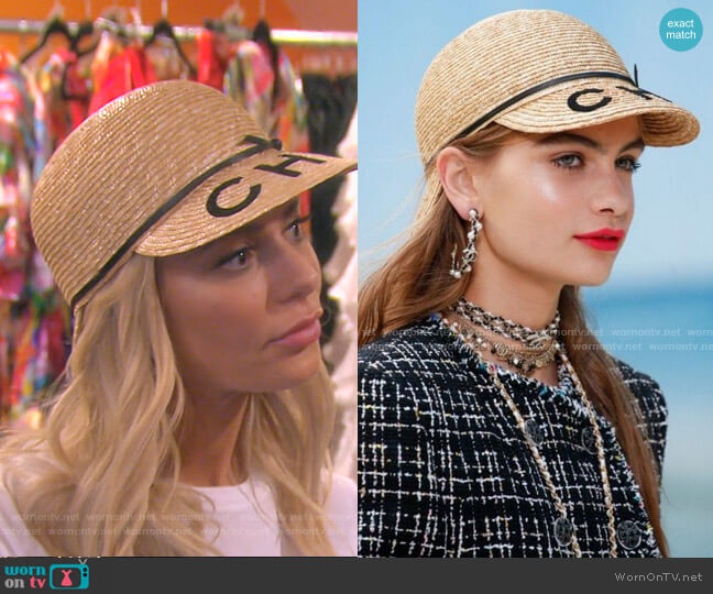Spring Collection 2019 by Chanel worn by Dorit Kemsley  on The Real Housewives of Beverly Hills