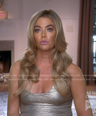 Garcelle's jewelled headband on The Real Housewives of Beverly Hills
