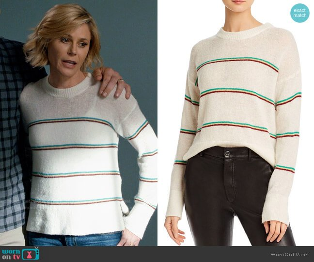 Joie Dreolan Sweater worn by Claire Dunphy (Julie Bowen) on Modern Family