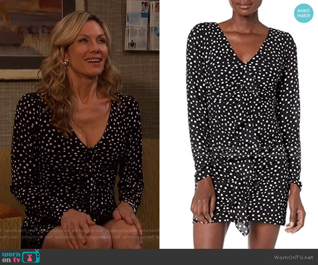 Corinne Dress by Likely worn by Kristen DiMera (Stacy Haiduk) on Days of our Lives