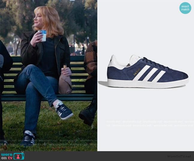 Gazelle Shoes by Adidas worn by Annie Marks (Mae Whitman) on Good Girls