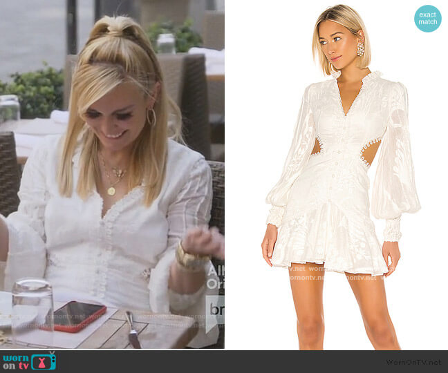 Sarabeth Dress  by Alexis worn by Tinsley Mortimer  on The Real Housewives of New York City