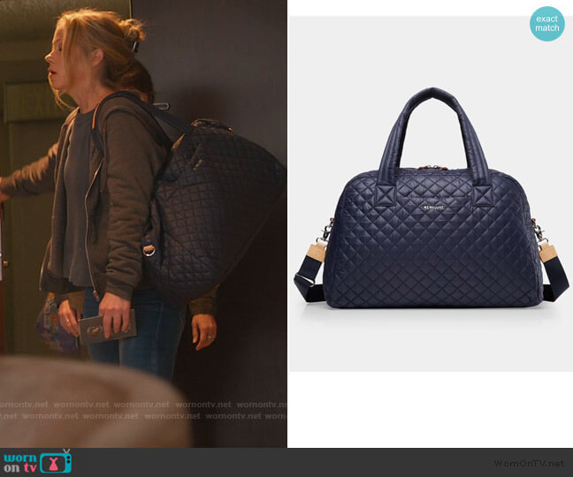 Travel Jim by MZ Wallace worn by Jen Harding (Christina Applegate) on Dead to Me