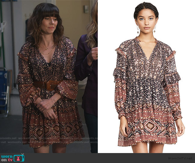 Erisa Dress by Ulla Johnson worn by Judy Hale (Linda Cardellini) on Dead to Me