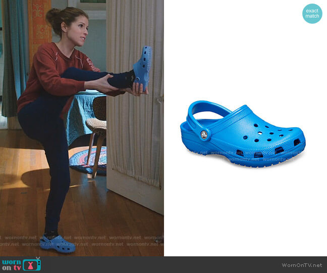 Classic Clog by Crocs worn by Darby (Anna Kendrick) on Love Life