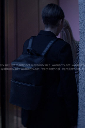 Kate's black backpack on Batwoman