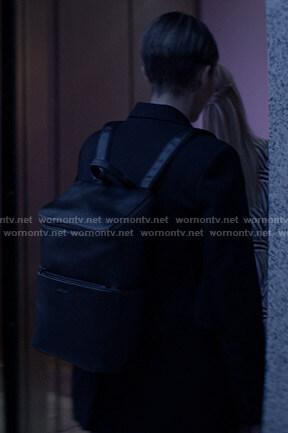 Kate's black backpack on Batwoman