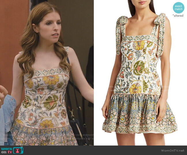 Edie Dress by Zimmermann worn by Darby (Anna Kendrick) on Love Life