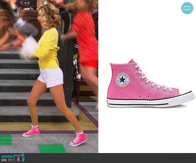 Chuck Taylor All Star Sneakers by Converse worn by Katie Cooper (Isabel May) on Alexa & Katie