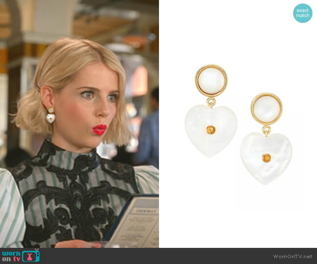 worn by Astrid (Lucy Boynton) on The Politician