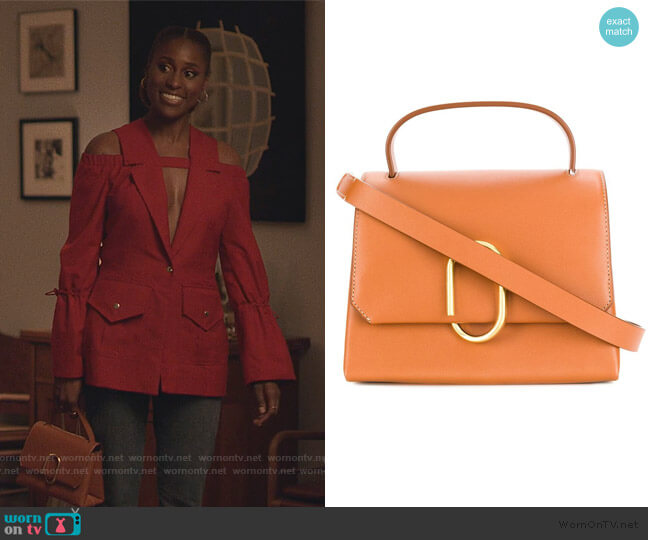 Alix Crossbody Bag by 3.1 Phillip Lim worn by Issa Dee (Issa Rae) on Insecure