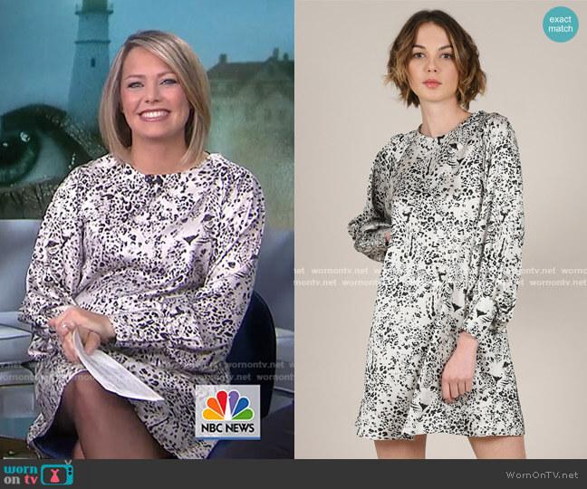 Estefania Shift Dress by Molly Bracken worn by Dylan Dreyer  on Today
