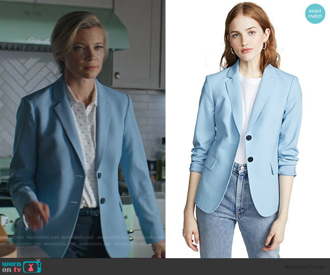 Carissa Blazer by Theory worn by Barbara Whitmore (Amy Smart) on Stargirl