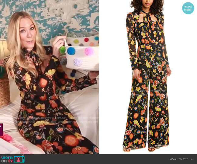 Imogene Jumpsuit by Alexis worn by Chassie Post on Today