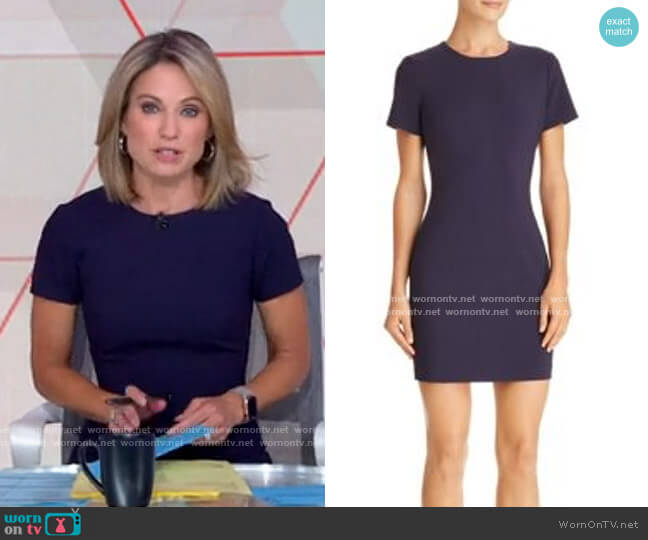 Manhattan Dress by Likely worn by Amy Robach  on Good Morning America