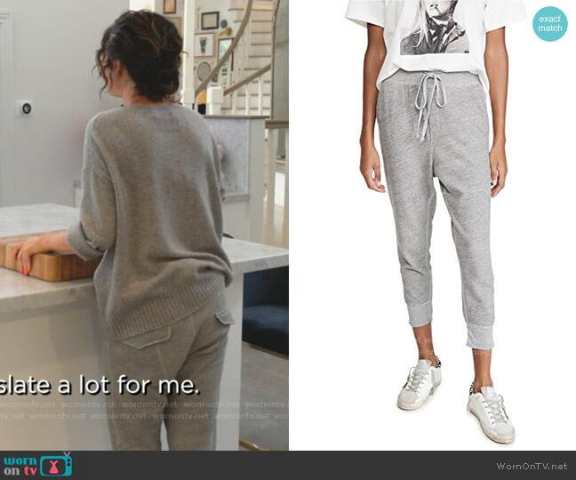 Nili Lotan Nolan Pants worn by Selena Gomez  on Selena + Chef