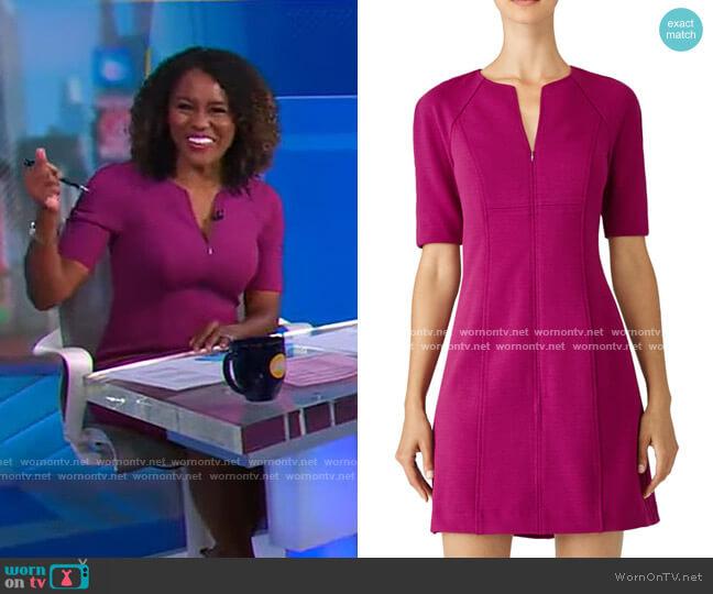 Kane Dress by Trina Turk worn by Janai Norman  on Good Morning America