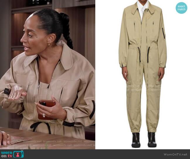 Flight Suit by Random Identities worn by Rainbow Johnson (Tracee Ellis Ross) on Blackish