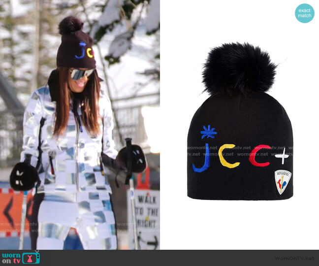 Hurons Beanie by Rossignol x Jcc  worn by Lisa Barlow  on The Real Housewives of Salt Lake City