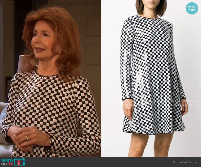 worn by Maggie Horton (Suzanne Rogers) on Days of our Lives