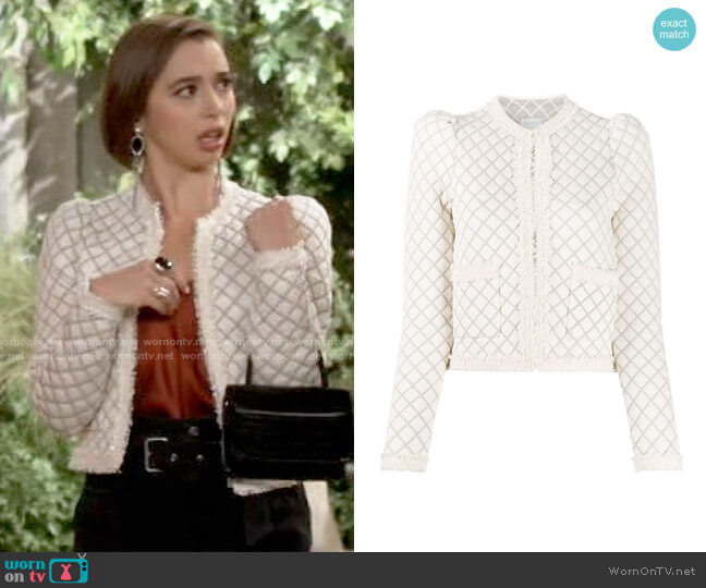worn by Celia (Emma Caymares) on Call Your Mother