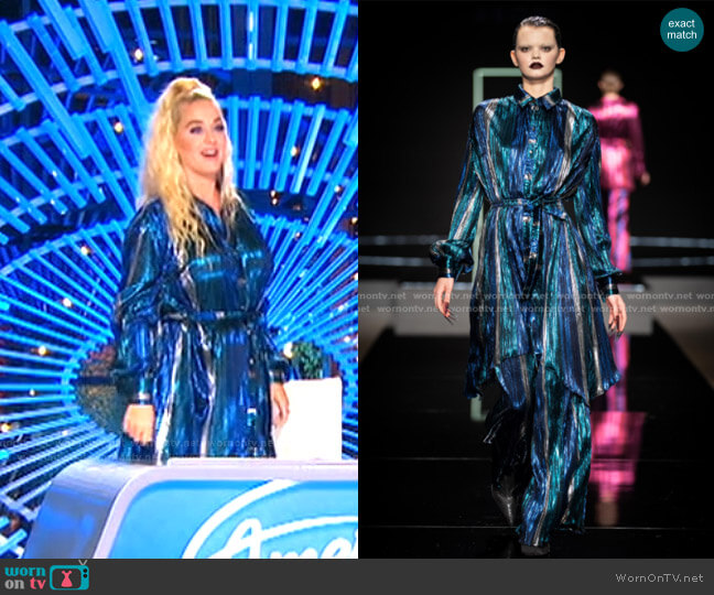 Abodi Collection by Abodi worn by Katy Perry  on American Idol