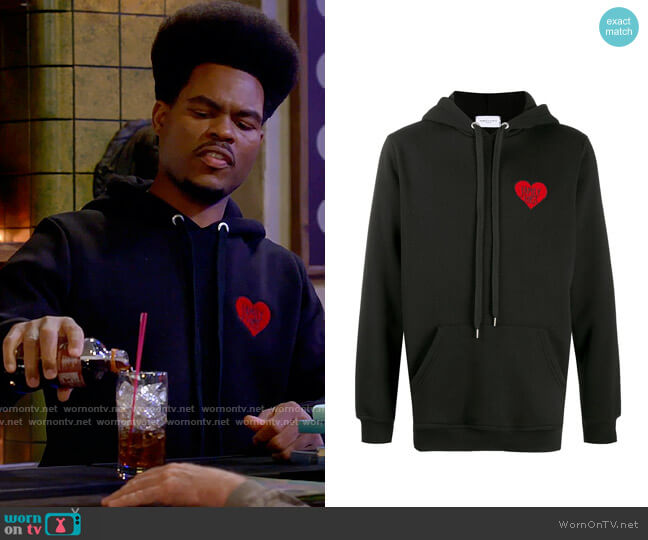 worn by Carter (Julian Gant) on Call Me Kat