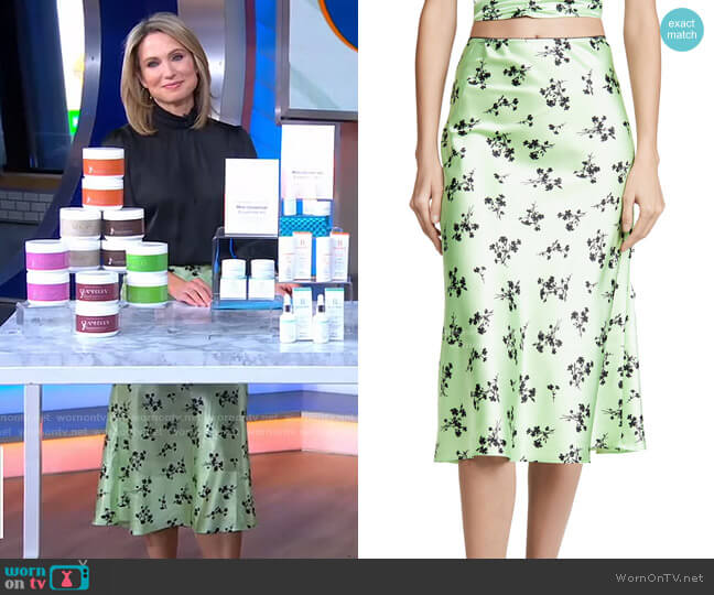 Cruz Skirt by Likely worn by Amy Robach  on Good Morning America