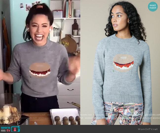 Schmear Sweater by Rachel Antonoff