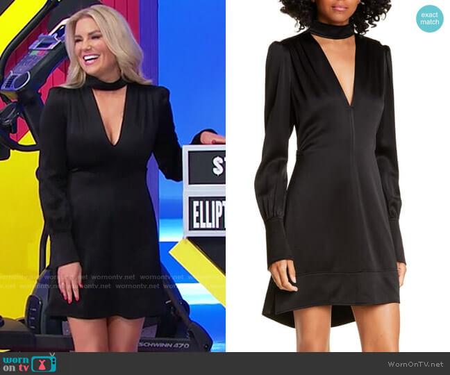 ALC Garrison Dress worn by Rachel Reynolds  on The Price is Right