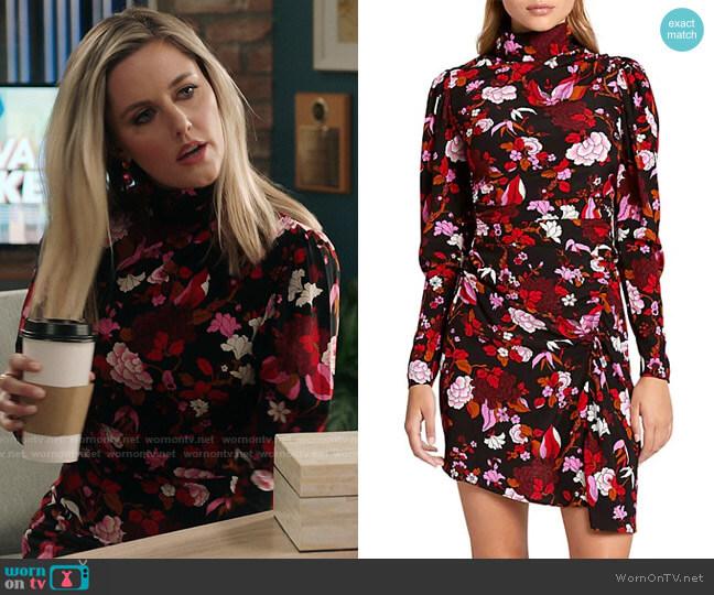 ALC Marcel Dress worn by Tami (Taylor Louderman) on Kenan
