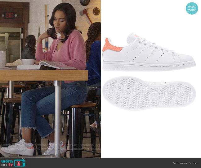 Stan Smith by Adidas worn by Layla Keating (Greta Onieogou) on All American