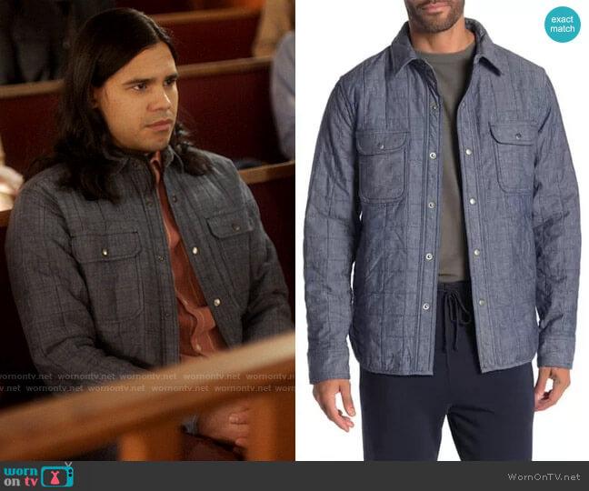 Save Khaki worn by Cisco Ramon (Carlos Valdes) on The Flash